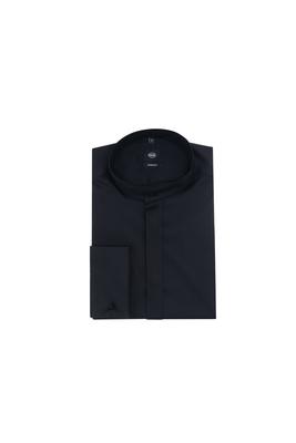 Košile ceremony slim, barva černá