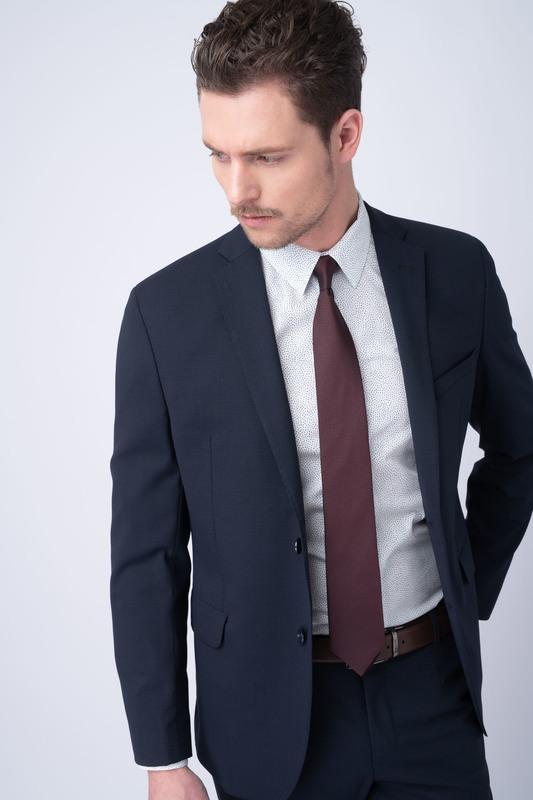 Oblekové sako Ve slim střihu