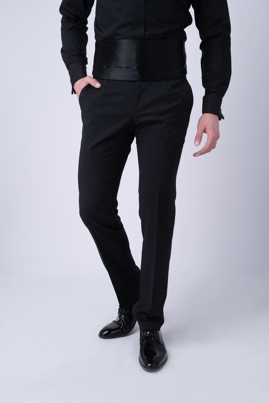 Smokingové kalhoty