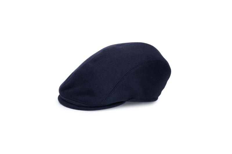 Čepice informal, barva modrá