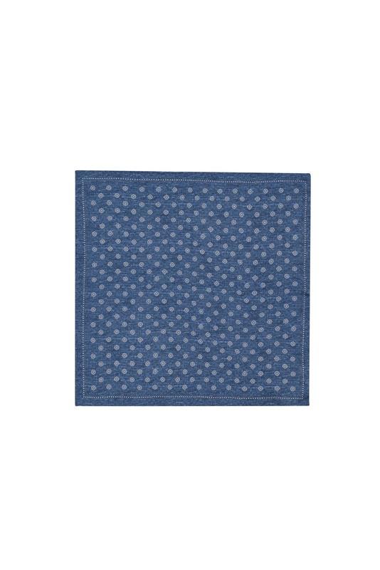 Kapesníček formal, barva modrá