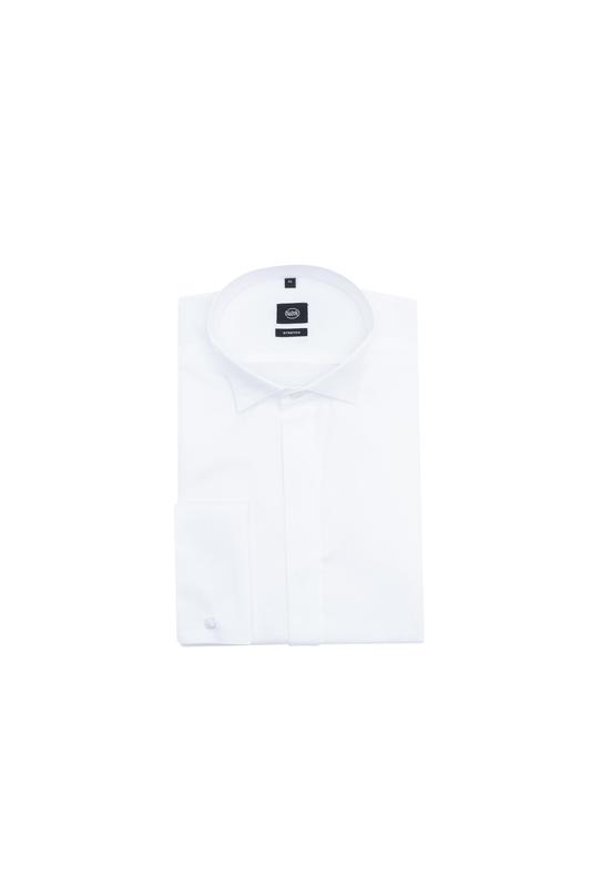 Košile ceremony extra slim, barva bílá