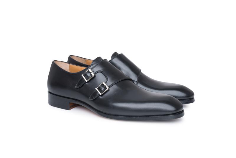 Obuv formal, barva černá