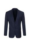 Oblekové sako formal sport, barva modrá