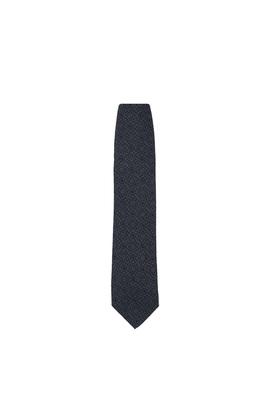 Kravata essential, barva šedá