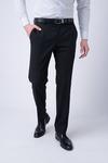 Oblekové kalhoty essential sport, barva černá