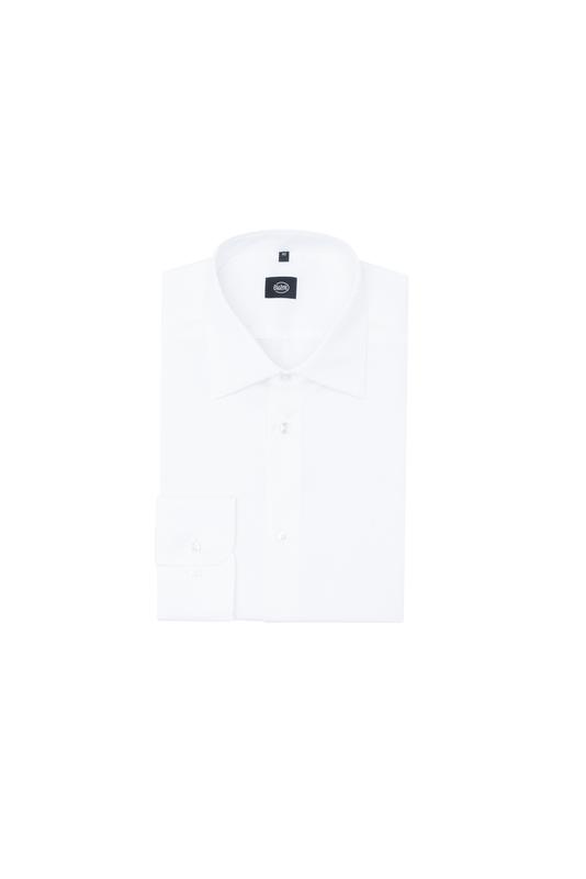 Košile formal slim, barva bílá