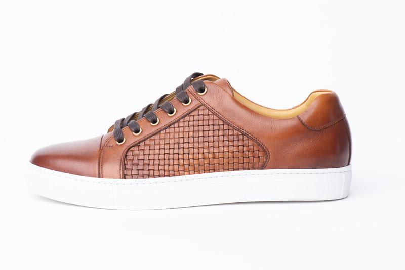 Volnočasové sneakers S ozdobným proplétáním