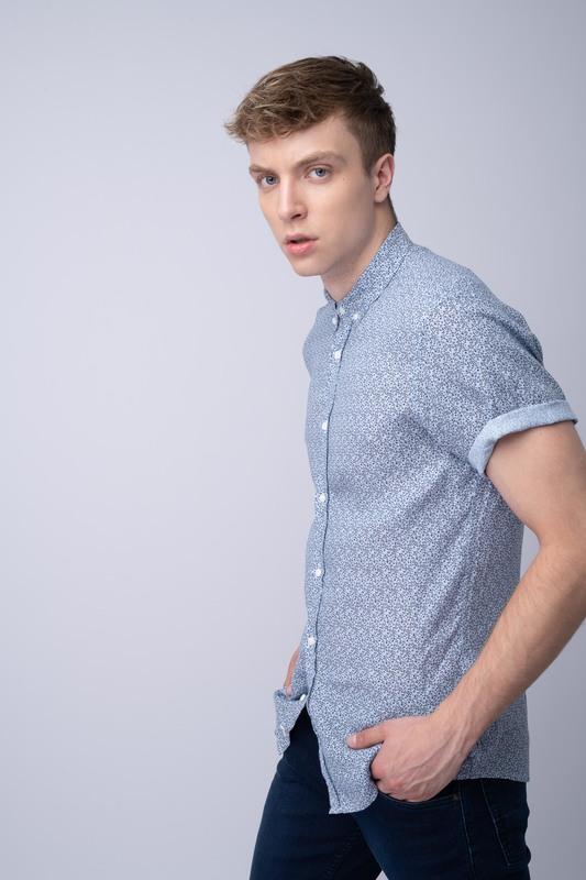 Letní košile S krátkým rukávem