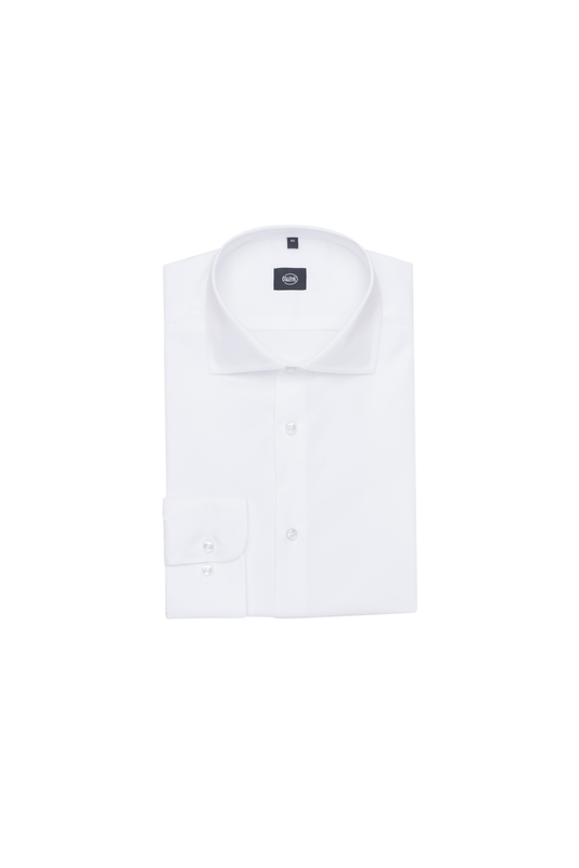 Bílá košile Z egyptské bavlny