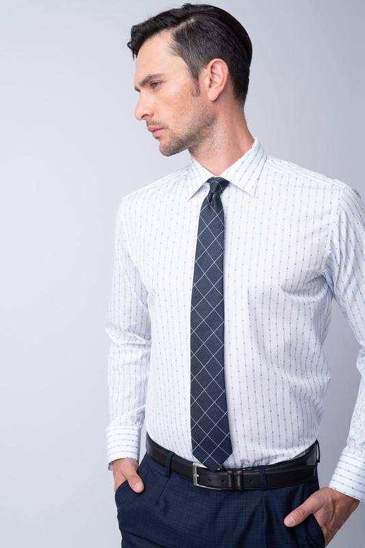 Formální košile Z egyptské bavlny