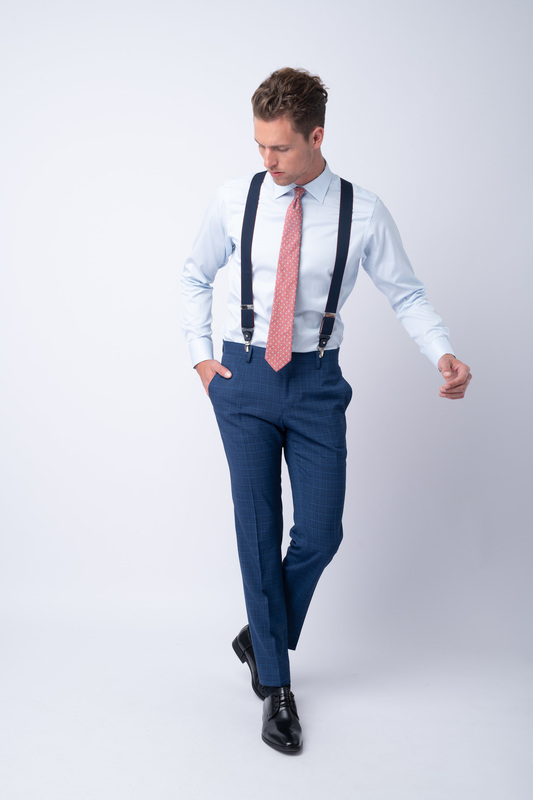 Oblekové kalhoty Z merino vlny od Cerruti