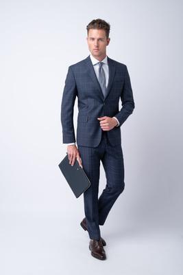 Oblekové sako Z jemné merino vlny
