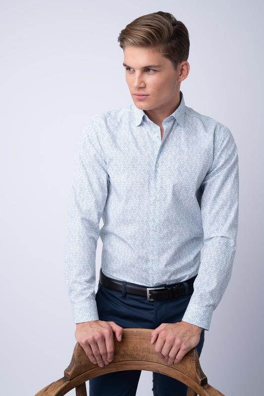Neformální košile Se skrytým button down límcem