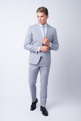 Oblekové sako Z merino vlny