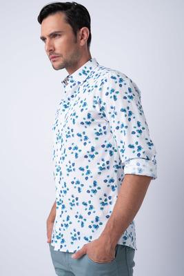 Neformální košile S výrazným potiskem
