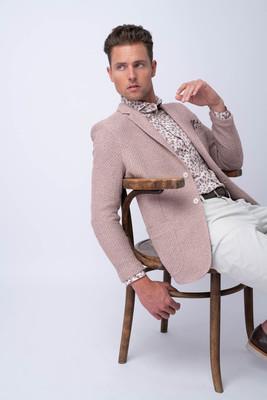 Neformální sako Z bavlny od Dondi Jersey