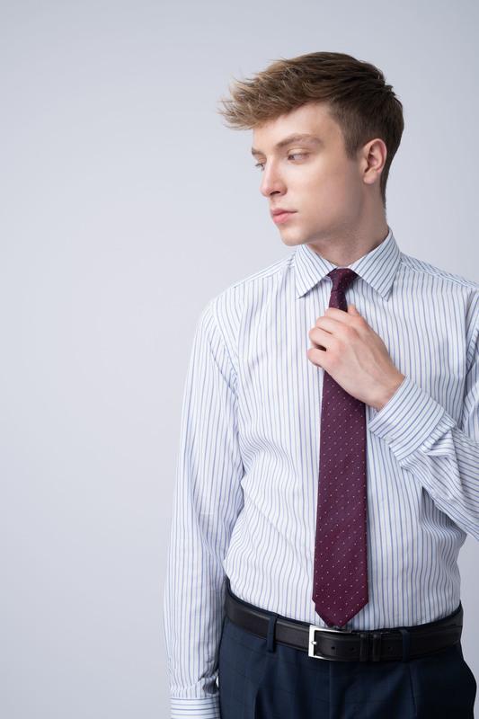 Formální košile Vhodná do obleku