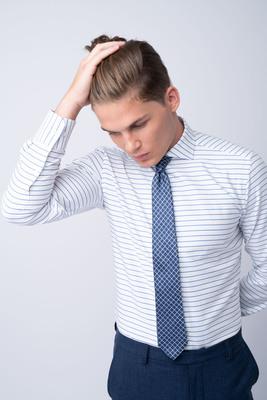 Formální košile Ze 100% bavlny od Canclini