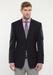 Pánské sako formal regular, barva černá