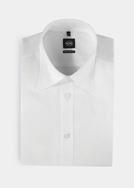 Pánská košile city regular, barva bílá