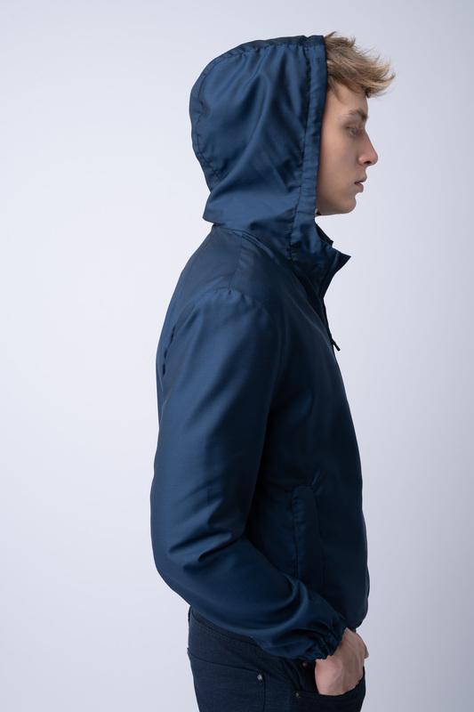 Nepromokavá bunda Z materiálu od Loro Piana