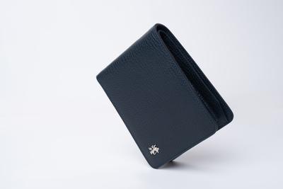 Peněženka formal, barva modrá