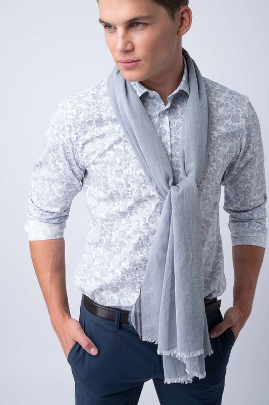 Letní šála Ze 100% bavlny