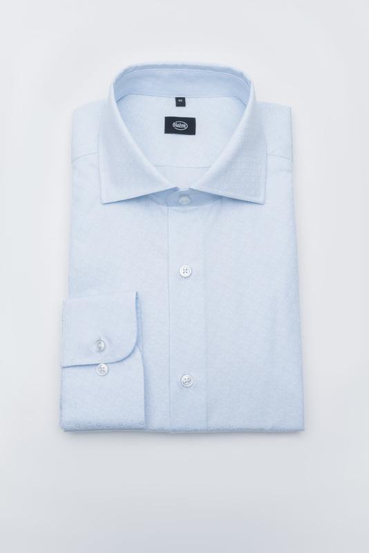 Formální košile Ze 100% bavlny od Albini
