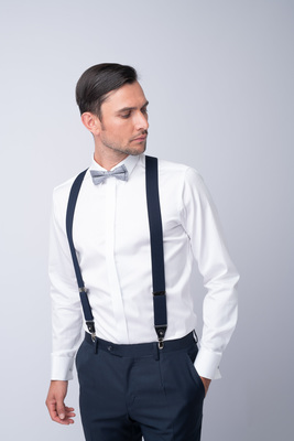 Luxusní košile S krytou légou