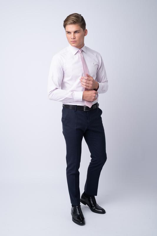 Oblekové kalhoty Z merino vlny od Tollegno