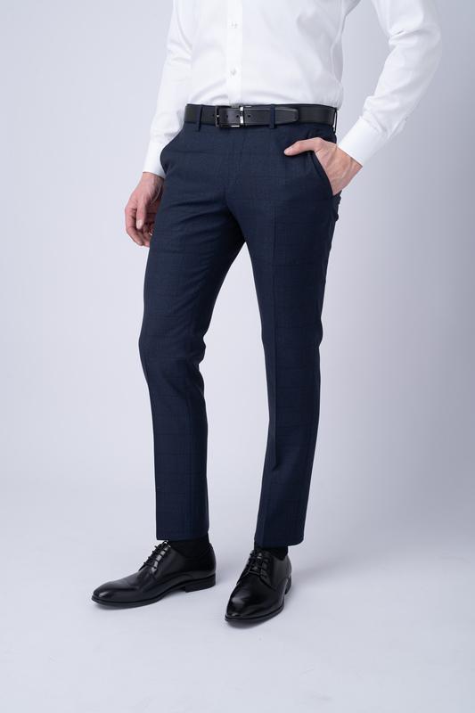 Oblekové kalhoty V rozšířeném sport střihu