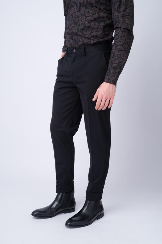 Neformální kalhoty V pohodlném relax střihu