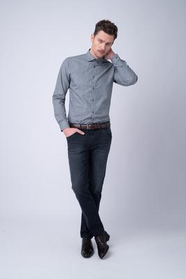 Klasické džíny S decentním opráním