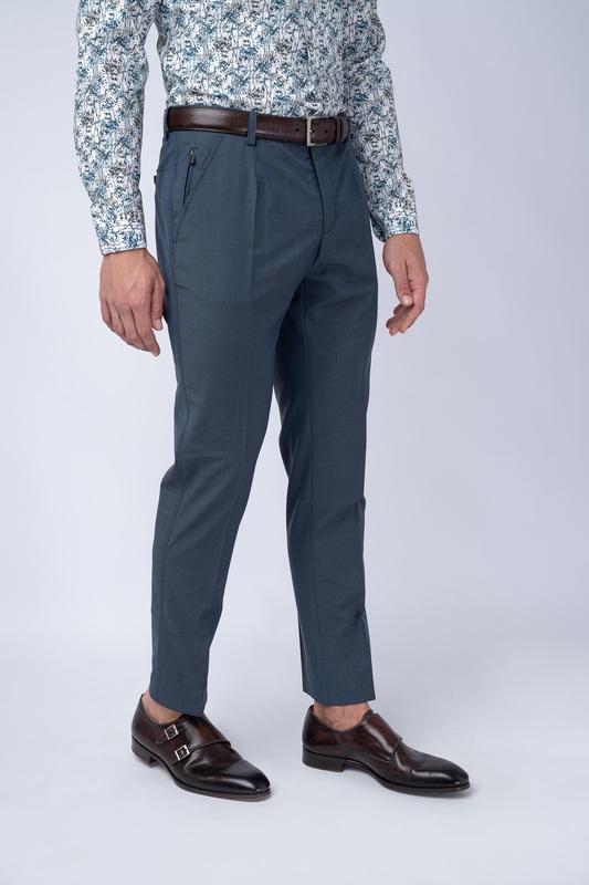 Separátní kalhoty Ze 100% vlny Super 120