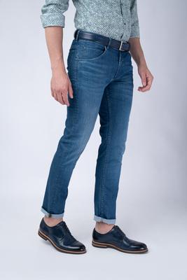 Neformální džíny S decentním opráním