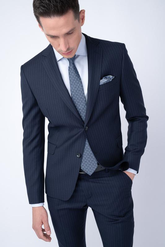 Oblekové sako Ze 100% vlny Super 130'S