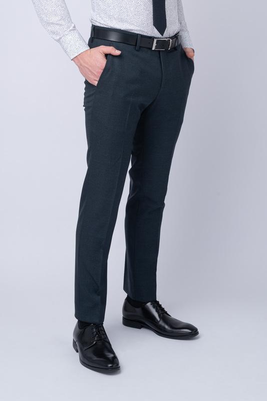 Oblekové kalhoty V extra slim střihu