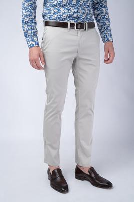 Neformální kalhoty Z bavlny a hedvábí
