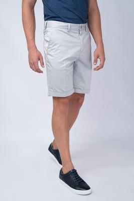 Letní šortky Ve světle šedé barvě