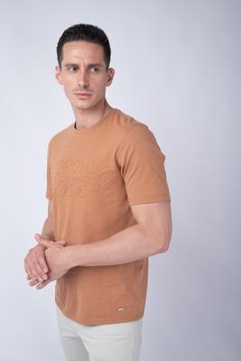 Volnočasové triko S 3D potiskem