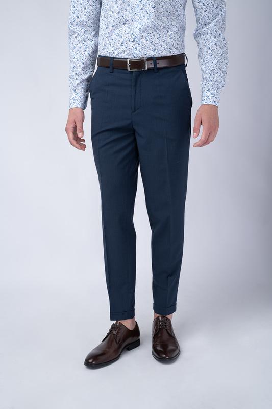 Neformální kalhoty Ze 100% vlny Super 120