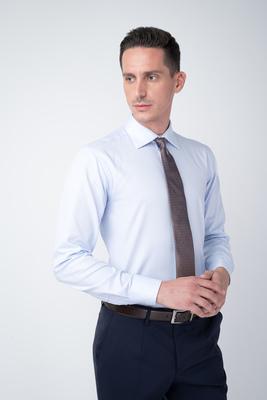 Formální košile Tmavě modré barvy