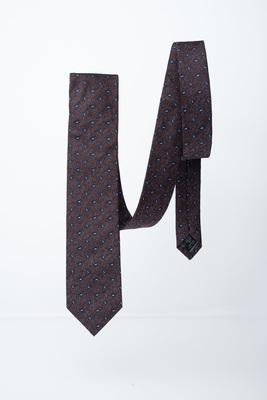 Formální kravata S jemným vzorem