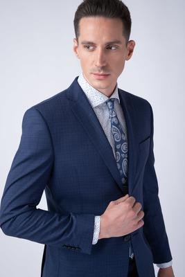 Oblekové sako V rozšířeném sport střihu