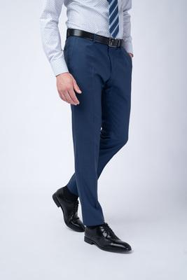 Oblekové kalhoty Ze 100% vlny Super 110'S