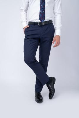 Oblekové kalhoty S nepromokavou úpravou