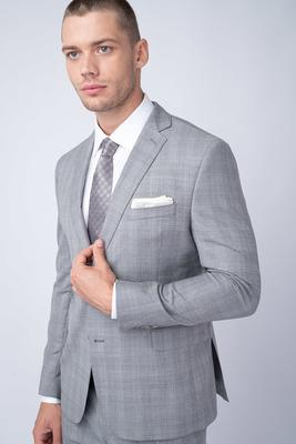 Oblekové sako Ze 100% vlny Super 110'S