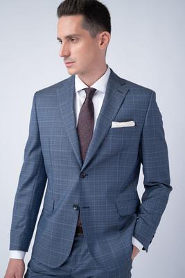 Oblekové sako S nenápadným vzorem
