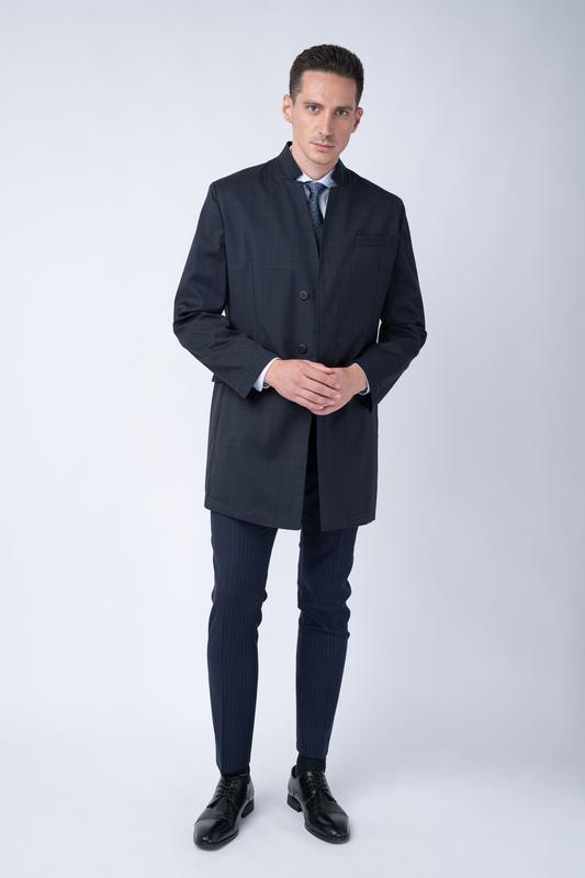 Nepromokavý plášť Z merino vlny
